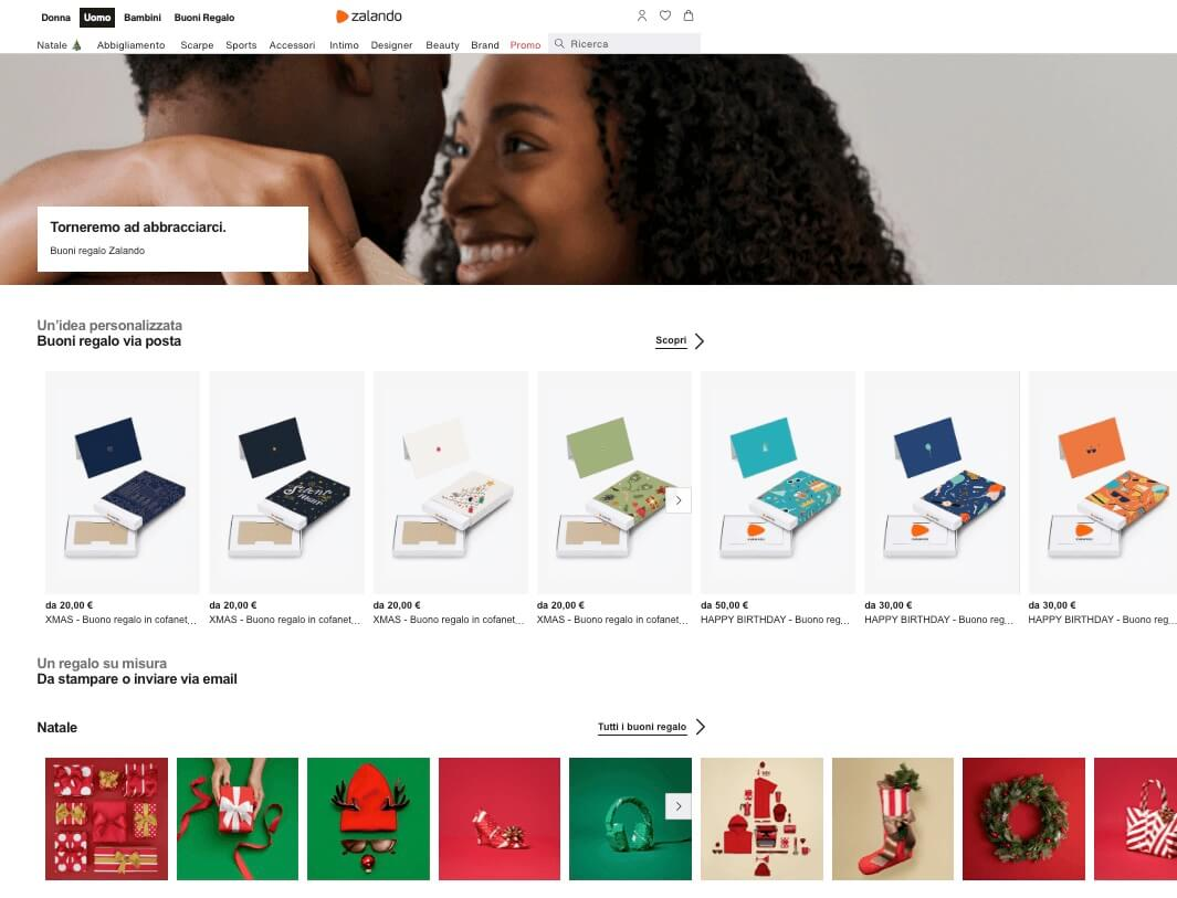 gift card ecommerce